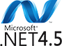 .Net Framework 4.0 and above support C#, VB, F#