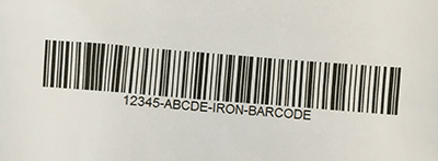 Reading a barcode from a phone camera in C#